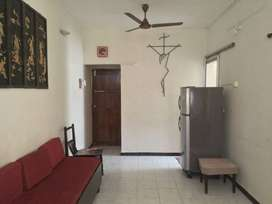 Furnished 1BHK flat for Long Term Lease, Candolim, Goa