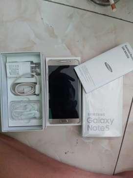 Samsung Note 5 es Sein Resmi fullset
