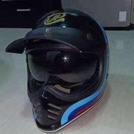 Helm retro JP signature SG01