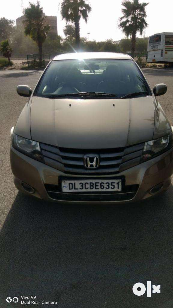 Honda City 1.5 V MT, 2011, Petrol 0