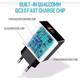 Fast charger 18W - Benar2 ngebut - Original