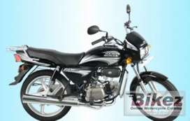 Hero Honda spelender plus..