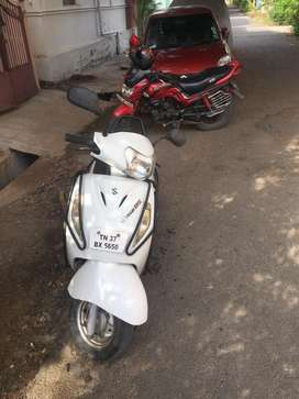 Access scooty sale