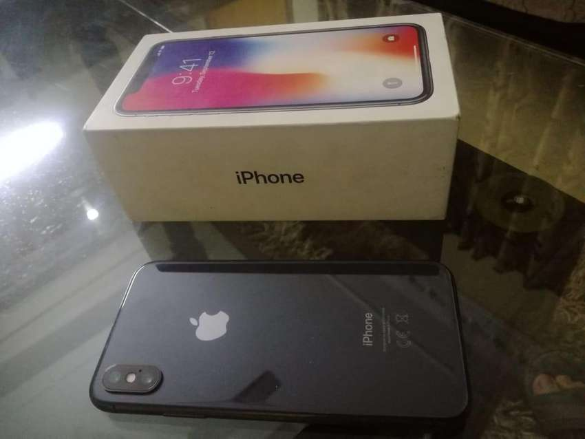 iphone x 64gb with airpods 2 0