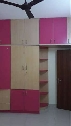 3BHK flat available for lease