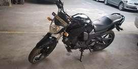 Wel maintained fzs bike