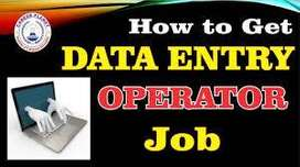Fresher Data Entry Or Back Office Work / Computer Operator