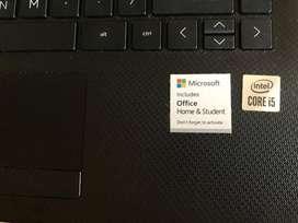 Unused laptop