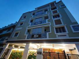 1 BHK Semi Furnished Flat for rent in Hafeezpet-88704