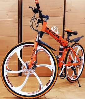 NEW FOLDING CYCLE MAC WHEEL AVAILABLE