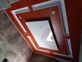Plafond gypsum / PVC / sunda