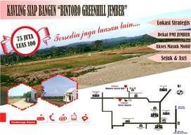 Kavling Siap Bangung Bintoro Greenhill