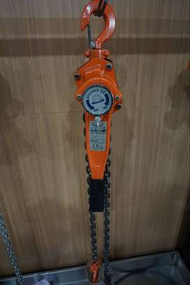Lever Block Model HSH-D 1-1/5 Ton x 1.5 Mtr