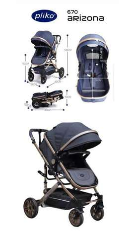 Stroller Pliko Arizona 670 (limitedition)