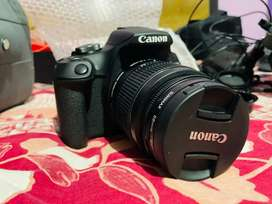 Canon D1500 (New Condition) with Full Accessories