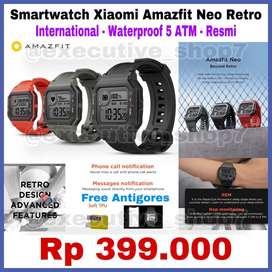 100% ORIGINAL Smartwatch AMAZFIT Garansi 1 Tahun