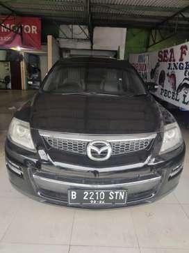 Mazda cx9 2008 AT siap pakai istimewa pajak panjang