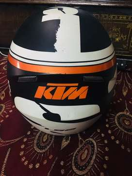KTM Helmet Brand New Only 3 Month Use