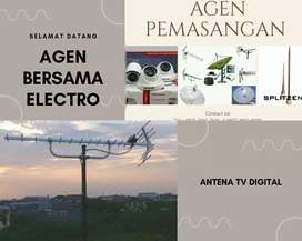 Specialist terdekat pasang signal antena tv murah