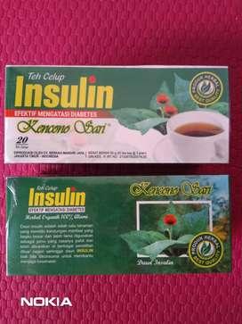 Teh Celup Insulin