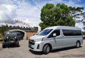 Sewa dan Rental Mobil Hiace ELF Innova Avanza Brio Xenia Ertiga