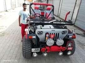 Mahindra jeeps