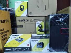 Full Desktop Set - Frontech@ Free Installation - Free Home Delivery