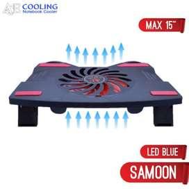 Ace cooling kipas laptop samoon big fan untuk notebook dan laptop