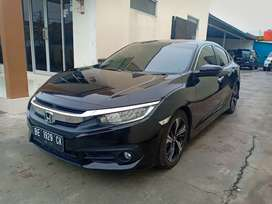 Honda civic turbo 1.5 metic 2016/2017 istimewa