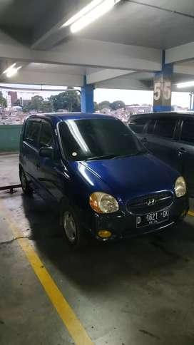 Hyundai Atoz GLS AT Biru 2003