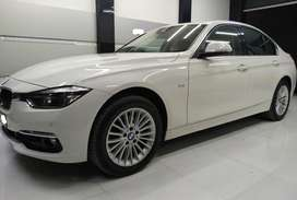 BMW 3 Series 320d Luxury Line, 2018, Diesel