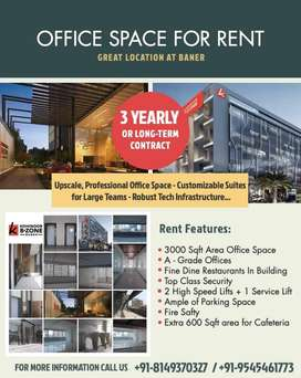 Office Space For Rent In Baner