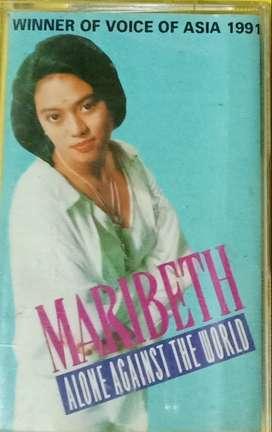 "Kaset Maribeth "" Denpasar Moon"" Ditandatangani"