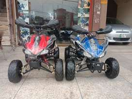 125cc Raptor Atv Quad 4 Wheels Bike With Reverse Gear