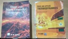 Heat and Mass Transfer, BTD, ATD by PK Nag