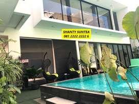 Rumah Mewah Fully Furnish ada Pool di Menteng Utama Bintaro, WD-5171-M