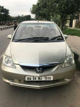 Honda City 1.5 V AT, 2005, Petrol