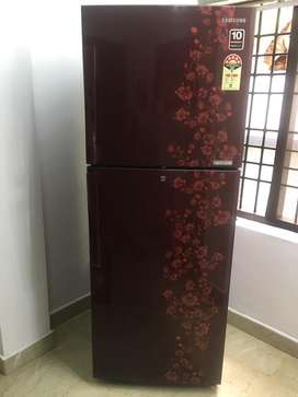 Refrigerator in well maintained condition for sale