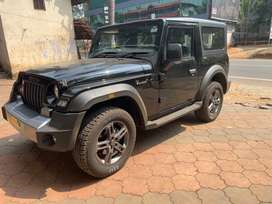 New thar hard top mannal