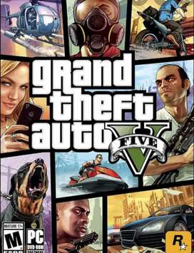 I want GTA 5 for PS 4