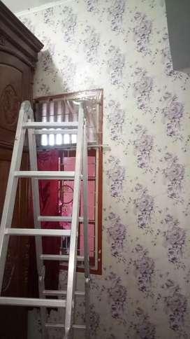 Jasa pasang wallpaper Sukarame