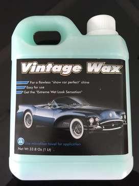 Vintage Wax Coating Spray