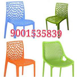 New plastic chair restaurant furniture