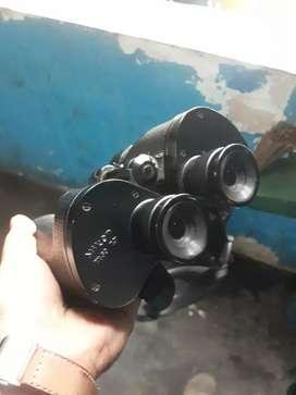 Teropong binocullar nikon 7x50 7.3