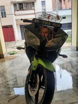 R15 v1 full condition bike