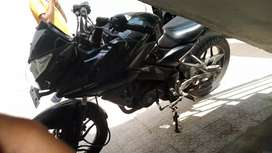 Bajaj pulser as 150 cc