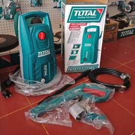 (New) TOTAL TGT11316 High Pressure Washer 1400W