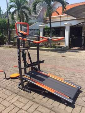 Treadmill Manual 5 Fungsi // Gilleasbuig 12A55