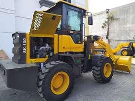 Wheel Loader Sonking Yunnei Engine Power 76Kw Turbo Murah Di Lumajang
