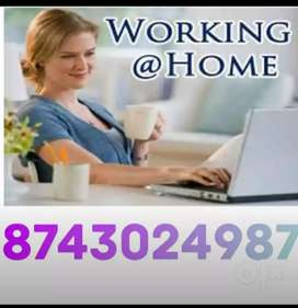 Just for your it's data entry work